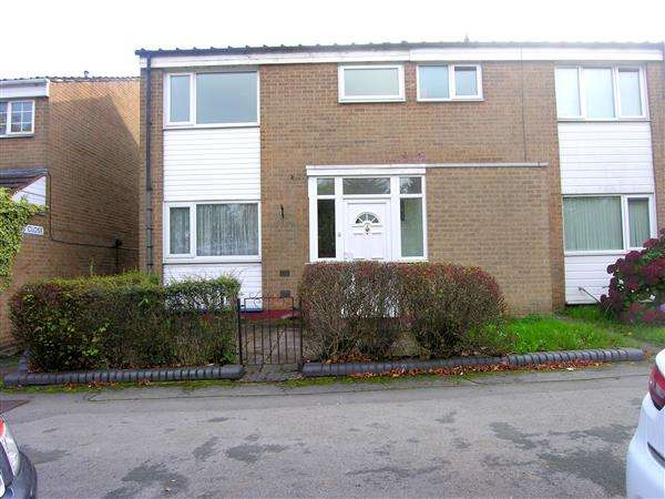 3 Bedrooms Terraced House for sale in Bosworth Drive, Chelmsley Wood