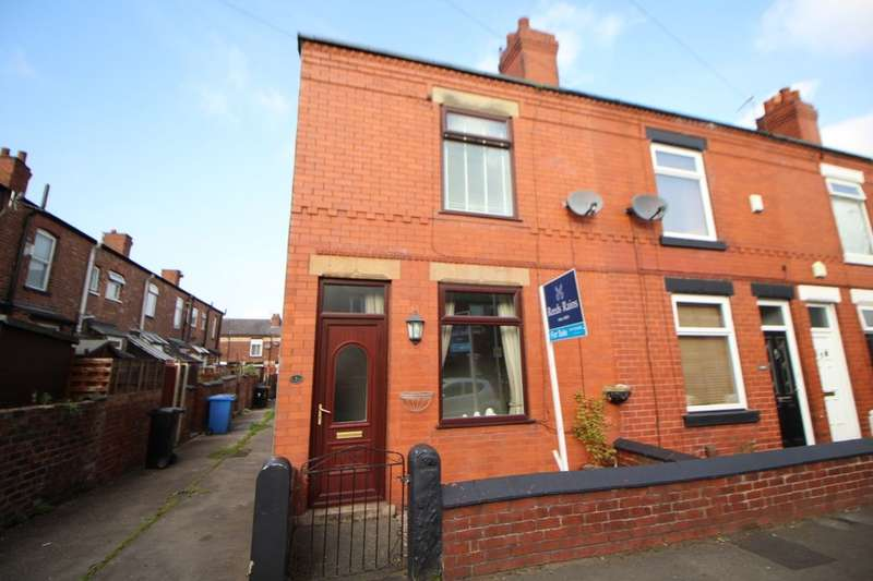 2 Bedrooms Terraced House for sale in Hilda Grove, Stockport, SK5