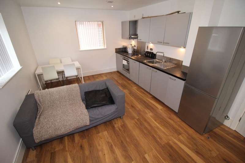3 Bedrooms Flat for rent in Great Marlborough Street, Manchester, M1
