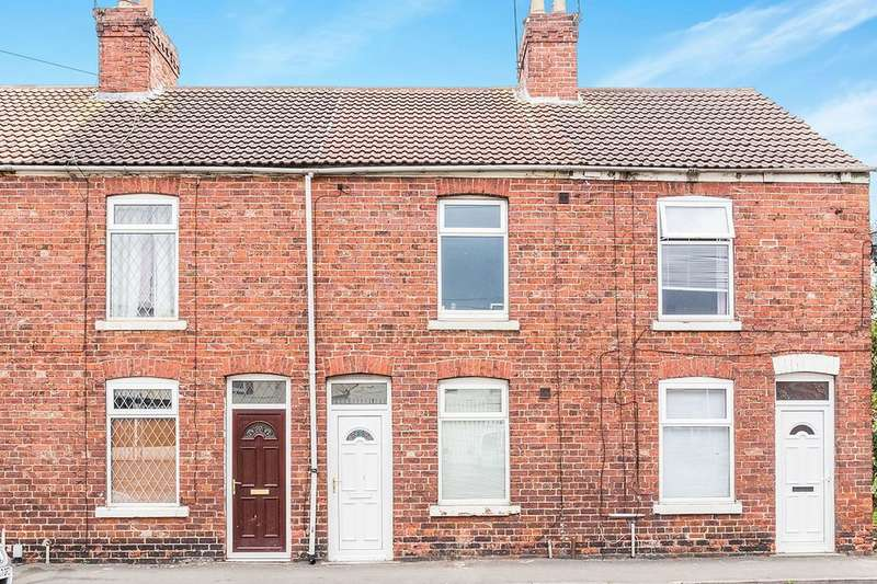 2 Bedrooms Property for sale in Cooke Street, Bentley, Doncaster, DN5