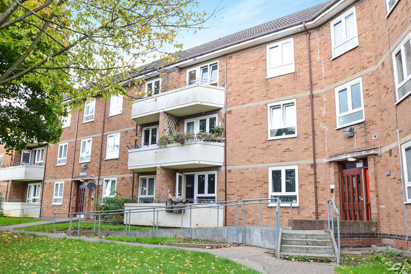 2 Bedrooms Flat for sale in Aikman Avenue, Leicester, LE3