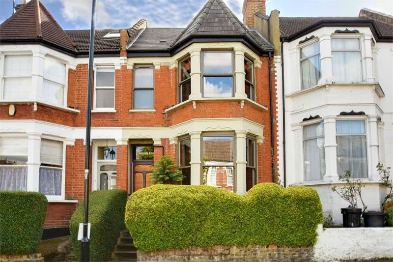 3 Bedrooms Terraced House for sale in Victoria Road, Alexandra Park, London