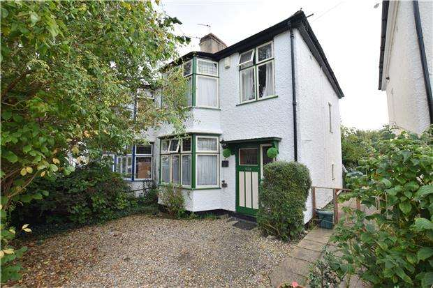 3 Bedrooms Semi Detached House for sale in Cavell Road, OXFORD, OX4 4AS