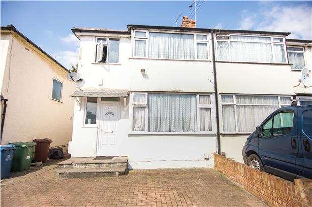 1 Bedroom Maisonette Flat for sale in Collier Drive, EDGWARE, Middlesex, HA8 5RT