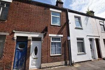 2 Bedrooms Terraced House for sale in Selwyn Street, Stoke, ST4 1ED