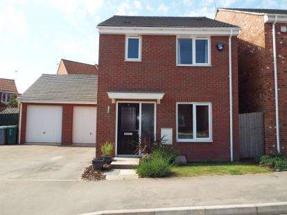 3 Bedrooms Detached House for sale in Bluebell Wood Lane, Clipstone, Mansfield, Nottinghamshire