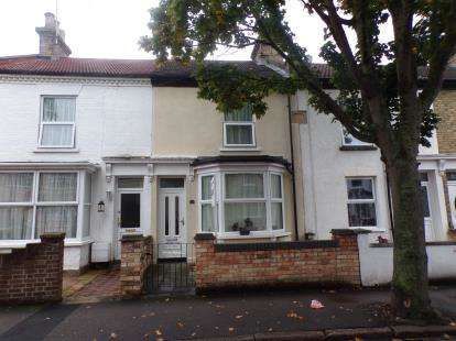 3 Bedrooms Terraced House for sale in Brereton Road, Bedford, Bedfordshire