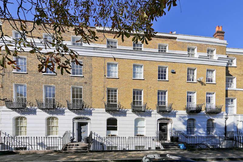 2 Bedrooms Flat for sale in Highbury Park, N5 1TH