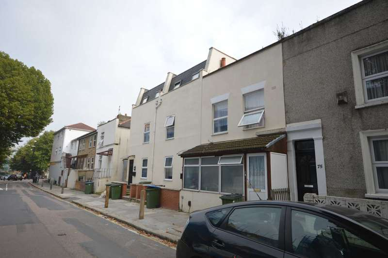 3 Bedrooms Terraced House for sale in Brookhill Road, Woolwich
