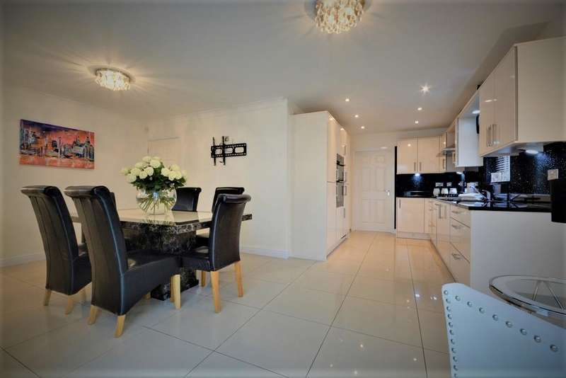 4 Bedrooms House for sale in Chisnall Brook Close, Halsall, Ormskirk, L39 7AB