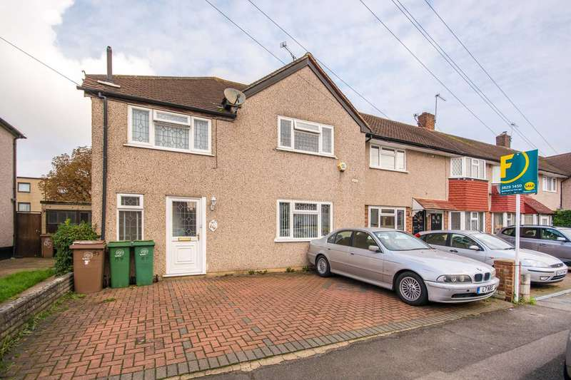 4 Bedrooms Semi Detached House for sale in Culvers Avenue, Carshalton, SM5