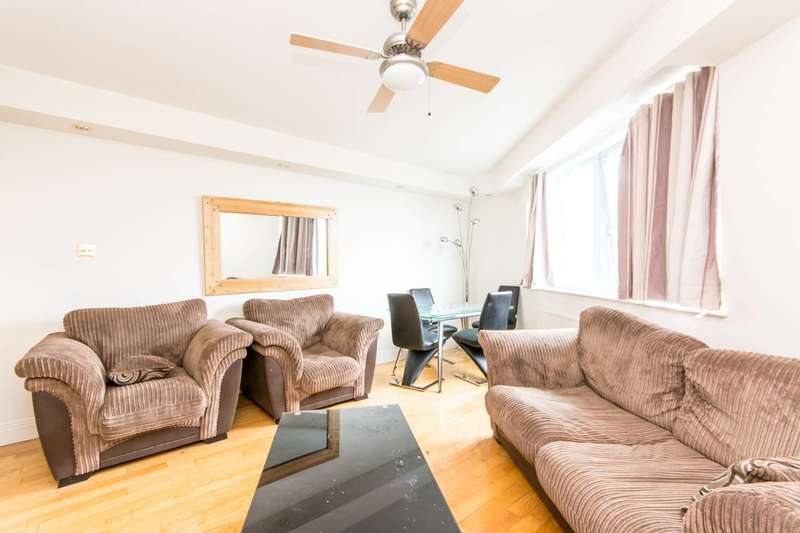 2 Bedrooms Flat for sale in Shoot Up Hill, Mapesbury Estate, NW2