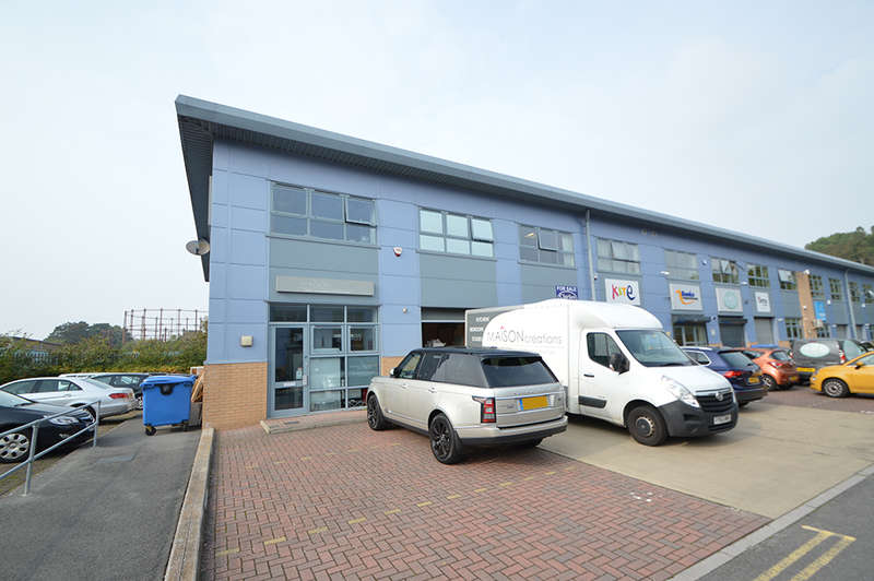 Warehouse Commercial for rent in Unit 17 Branksome Business Park, Bourne Valley Road, Poole, BH12 1DW