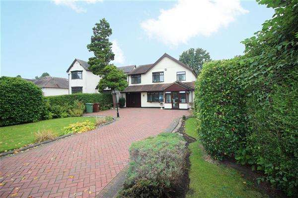 4 Bedrooms Detached House for sale in Stafford Road, Bloxwich