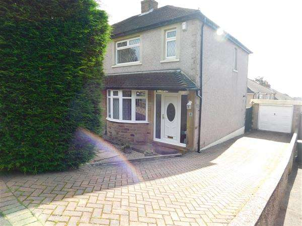3 Bedrooms Semi Detached House for sale in Brearcliffe Drive, Bradford
