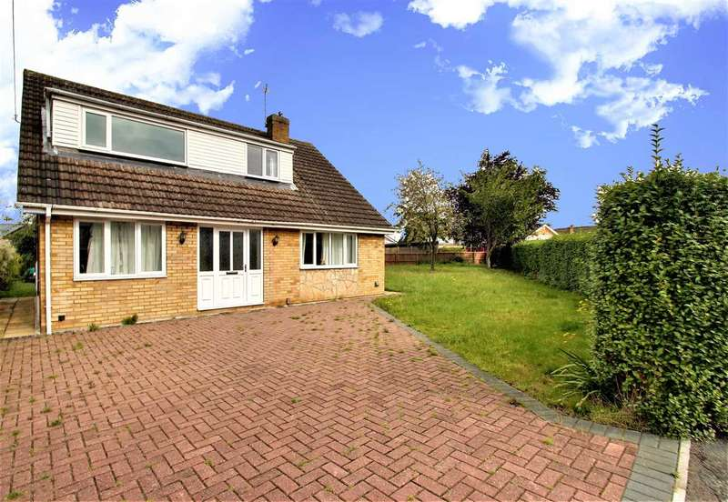 4 Bedrooms Detached House for sale in Pine Close, Brant Road, Waddington, Lincoln