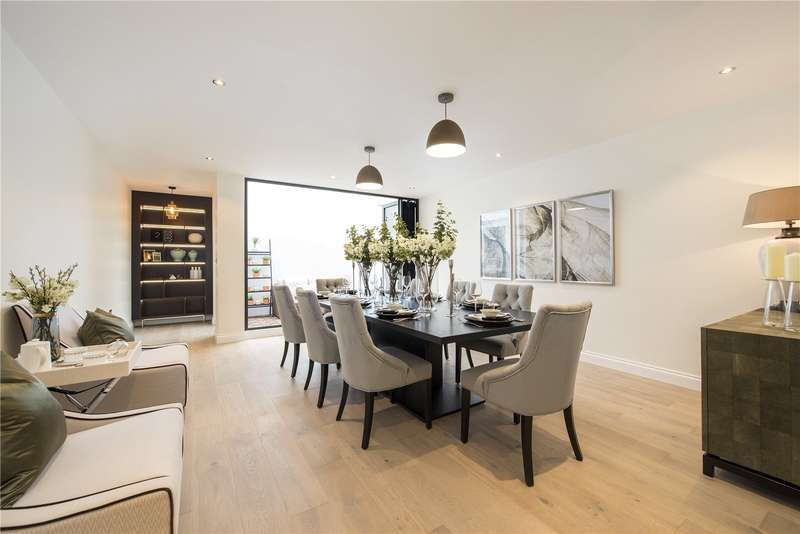 5 Bedrooms House for sale in Lancaster Mews, Bayswater, London, W2