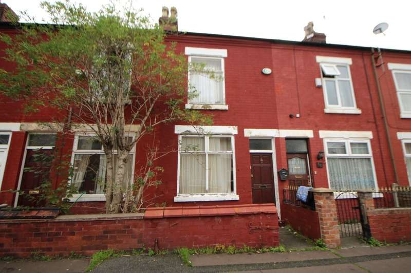 2 Bedrooms Terraced House for sale in Deepcar Street, Levenshulme, Manchester, M19
