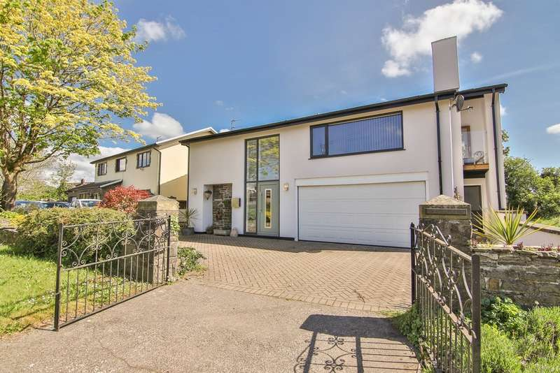 5 Bedrooms Detached House for sale in ., St. George's-Super-Ely, Cardiff
