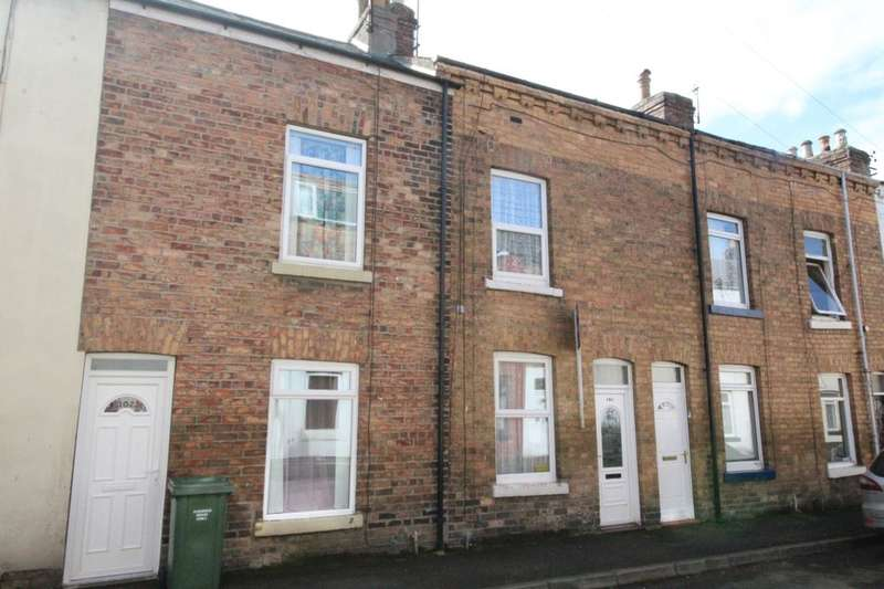 2 Bedrooms Terraced House for sale in Nelson Street, Scarborough, YO12