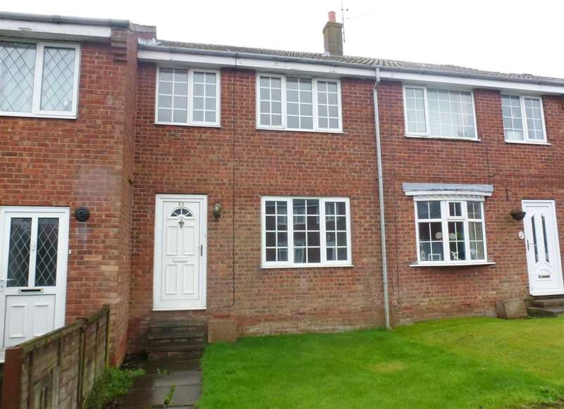 3 Bedrooms House for sale in NEW - Priest Close, Hunmanby