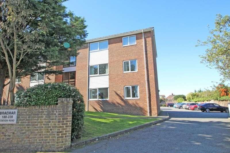 1 Bedroom Flat for sale in Station Road, Crayford, Dartford, DA1
