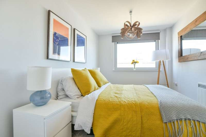 2 Bedrooms Flat for sale in Willow Way, Sydenham, SE26
