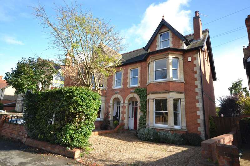 6 Bedrooms Semi Detached House for sale in Albert Road, Caversham Heights