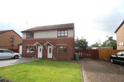3 Bedrooms Semi Detached House for sale in St. Josephs Court, Glasgow