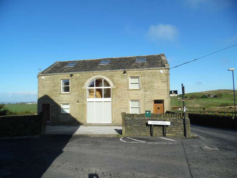 1 Bedroom Semi Detached House for rent in The Barn, Strinesdale