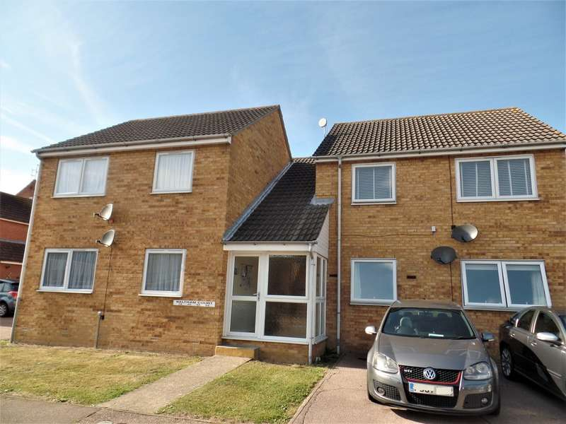1 Bedroom Ground Flat for sale in Ferndale Close, Great Clacton