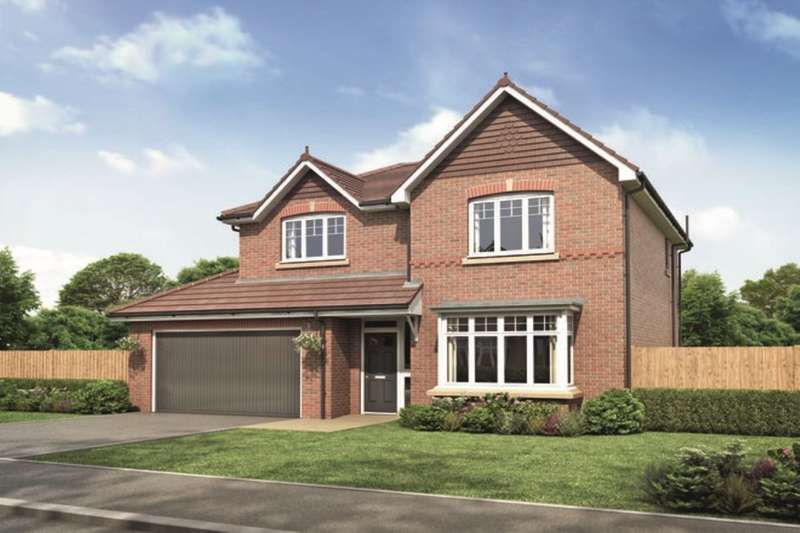 4 Bedrooms Detached House for sale in Hoyles Lane, Cottam, Preston, PR4