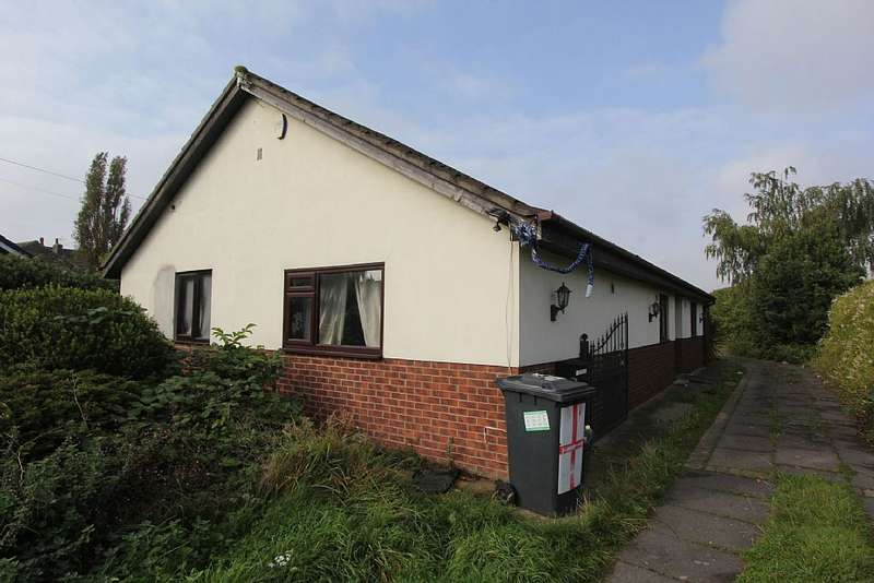 5 Bedrooms Detached Bungalow for sale in Station Road, Blaxton, Doncaster, South Yorkshire, DN9 3AA