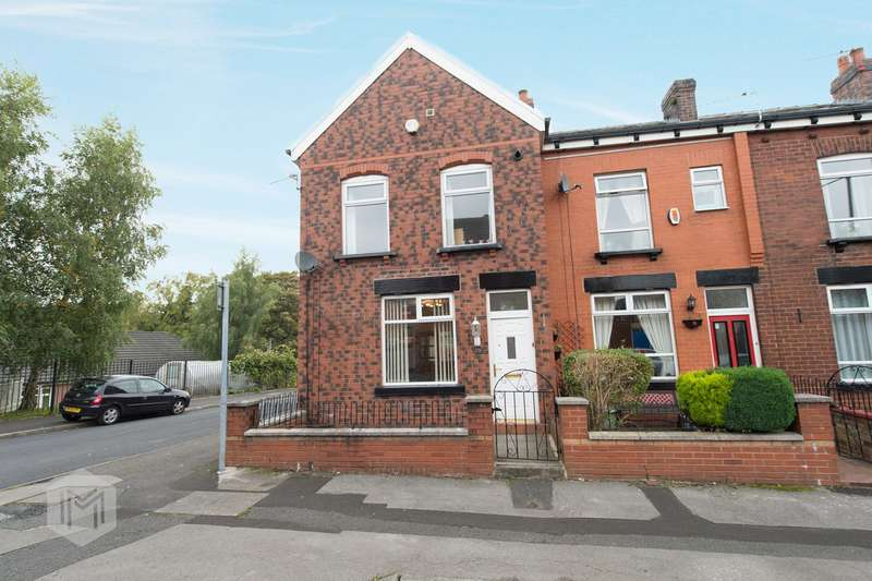 3 Bedrooms End Of Terrace House for sale in Oxford Grove, Bolton, BL1