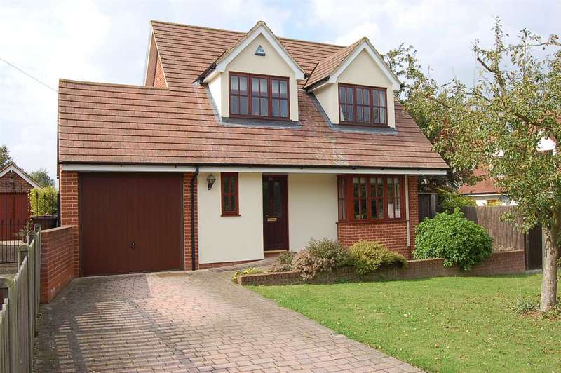 4 Bedrooms Detached House for sale in St. Michaels Drive, Roxwell, Chelmsford