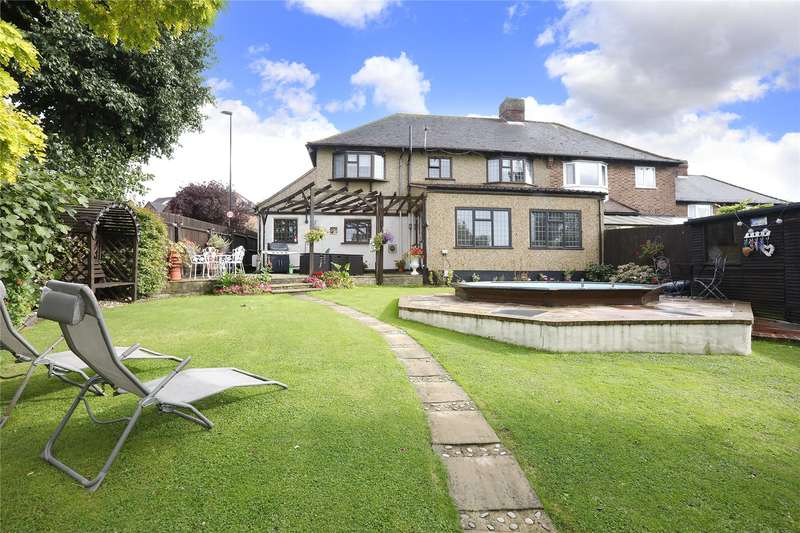 5 Bedrooms Semi Detached House for sale in Gladeside, Shirley
