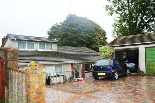 4 Bedrooms Detached Bungalow for sale in St Nicholas Street, Bodmin, Cornwall