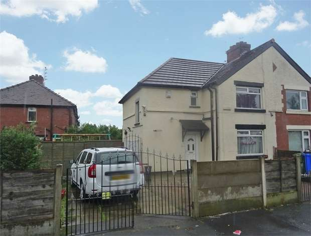 3 Bedrooms Semi Detached House for sale in Palace Road, Ashton-under-Lyne, Greater Manchester