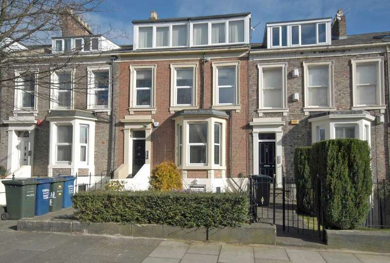 2 Bedrooms Apartment Flat for sale in Akenside Terrace, Jesmond, Newcastle Upon Tyne