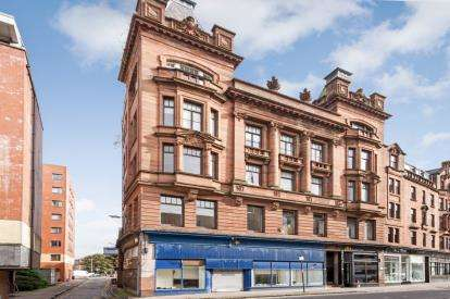 2 Bedrooms Flat for sale in Stockwell Street, Glasgow