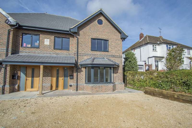 4 Bedrooms Semi Detached House for sale in Goring on Thames, Reading, RG8