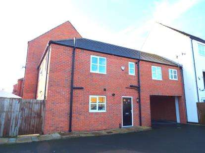 1 Bedroom Flat for sale in Powder Mill Road, Edgewater Park, Warrington, Cheshire