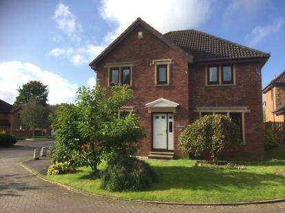 4 Bedrooms Detached House for sale in Fairlie, Stewartfield, South Lanarkshire