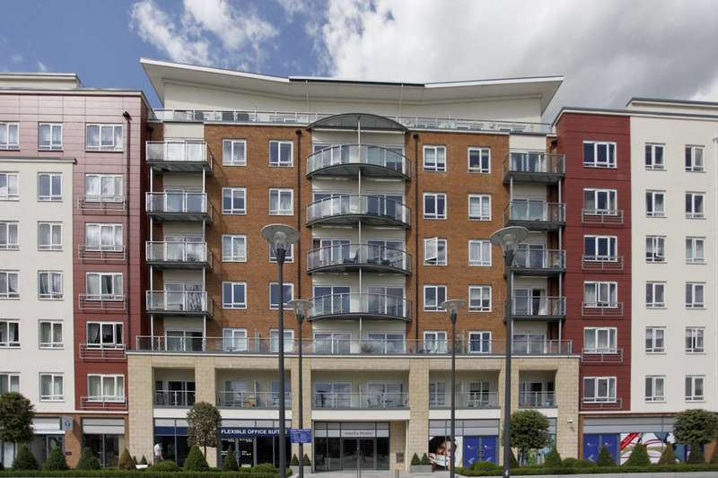 1 Bedroom Flat for sale in Boulevard Drive, Colindale, NW9