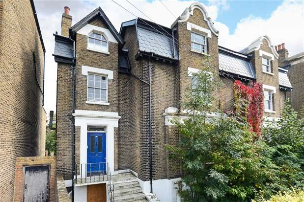 6 Bedrooms Semi Detached House for sale in Lyndhurst Way, Peckham Rye