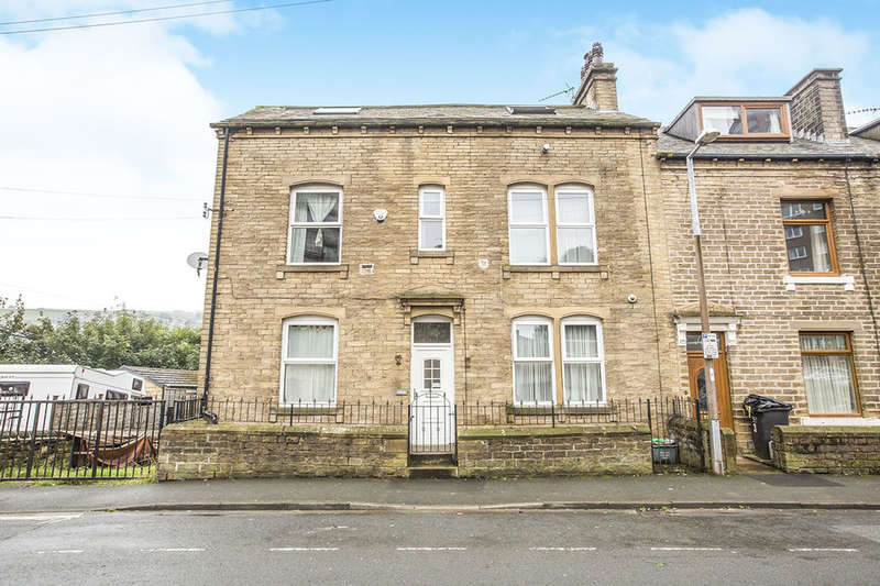 4 Bedrooms Terraced House for sale in Orion Place, Sowerby Bridge, HX6