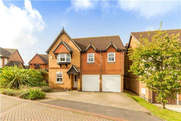 5 Bedrooms Detached House for sale in Barn Close, OXFORD, OX2 9JP
