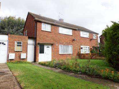 3 Bedrooms Semi Detached House for sale in Forfar Drive, Bletchley, Milton Keynes