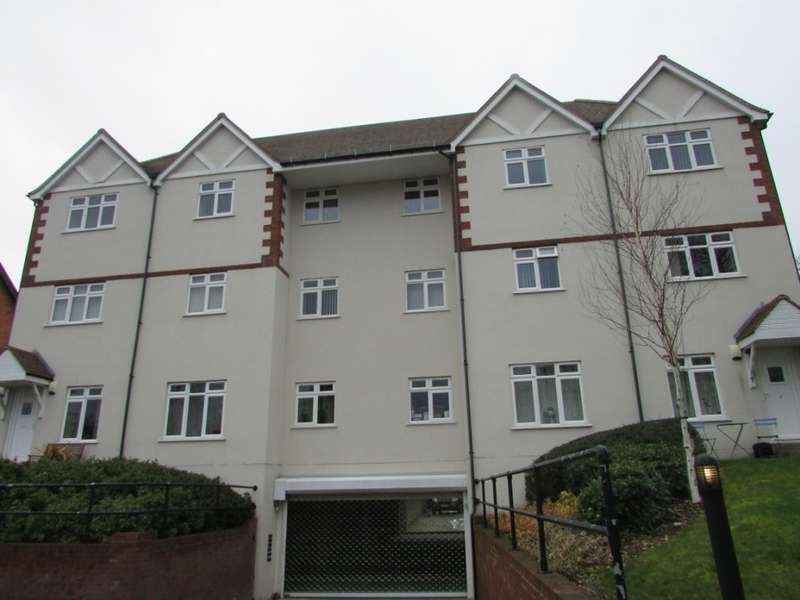 2 Bedrooms Flat for rent in Arden House, Olton