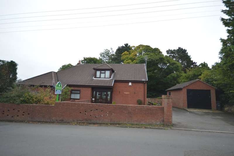 4 Bedrooms Detached Bungalow for sale in Woodstock Shepherds Lane, Red Lake, Telford, TF1